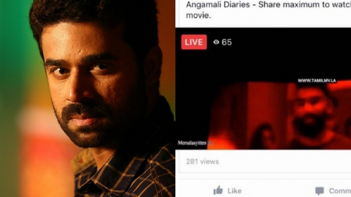 angamaly diaries film through fb live