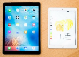 apple new ipad 9.7 inch display