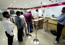 service charge for bank transactions