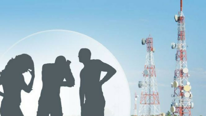 does mobile phone tower causes cancer
