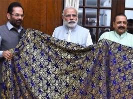 modi to give chaadar to ajmer dargah