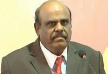 justice karnan denied supreme court warrant justice karnan justice karnan faces set back supreme court