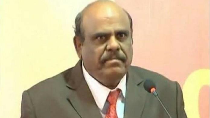 justice karnan denied supreme court warrant justice karnan justice karnan faces set back supreme court