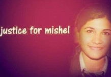 justice for mishel hashtag goes viral in social media celebrities support