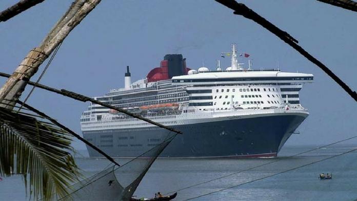 new cruise terminal at kochi