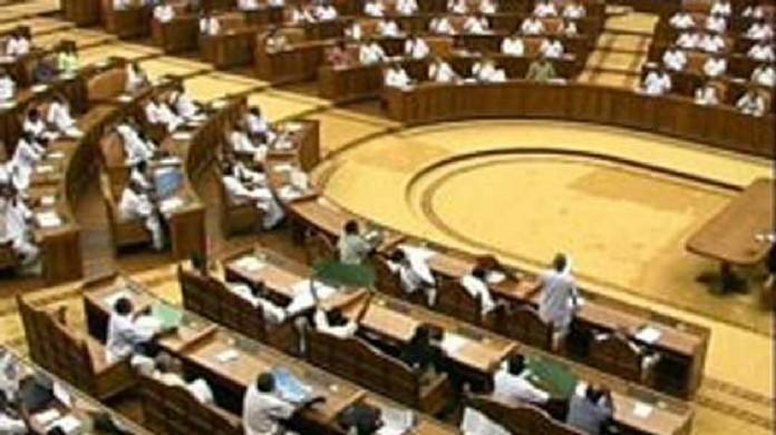 opposition boycotts sabha