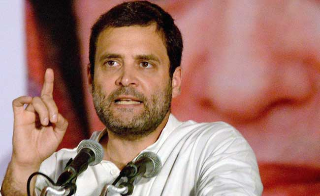 rahul gandh gets list on kpcc president