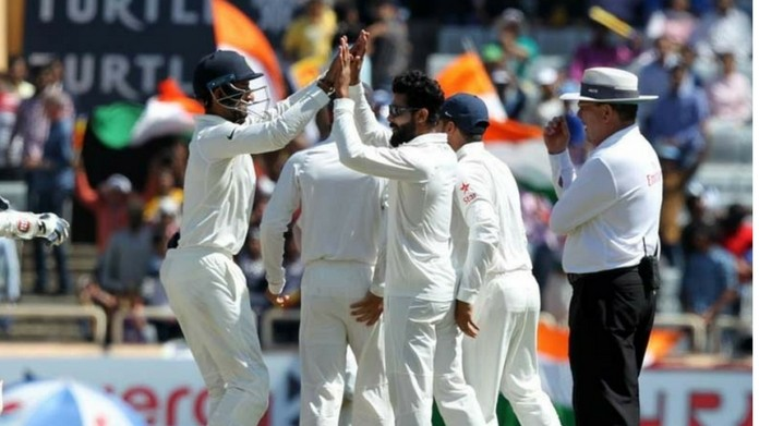 ranchi test australia begins with a bad opening