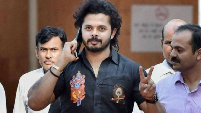 sreeshanth approaches hc