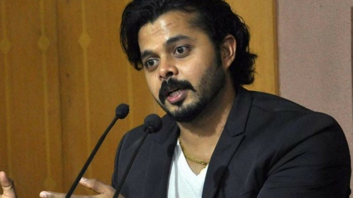 sreeshanth petition on lifetime ban