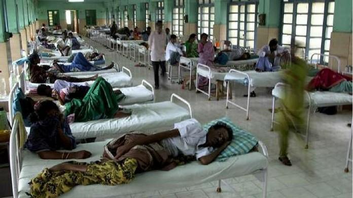 sudden strike at parassala govt hospital
