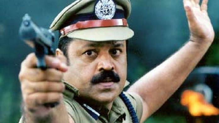 suresh gopi come back with bharath chandran IPS