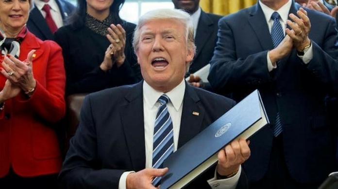 Trump Paid $38 Million Tax on $150 Million Income