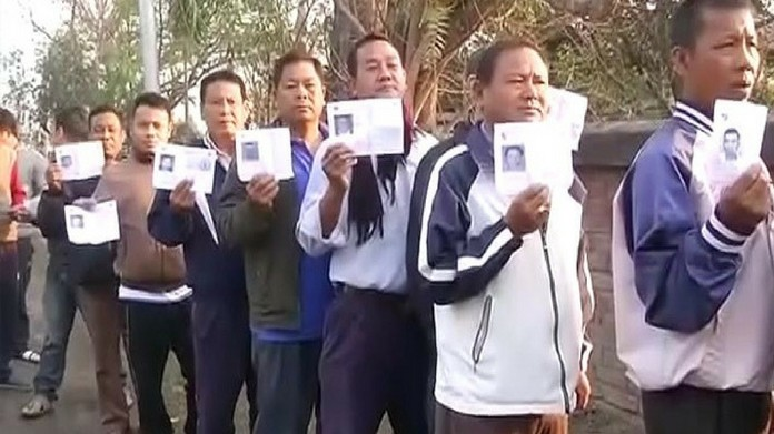 up manipur election 2017