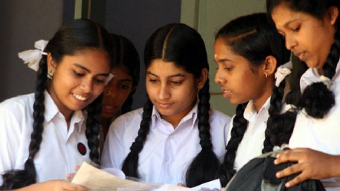 wrong questions in sslc higher secondary question paper