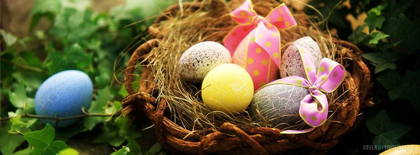 story behind easter eggs