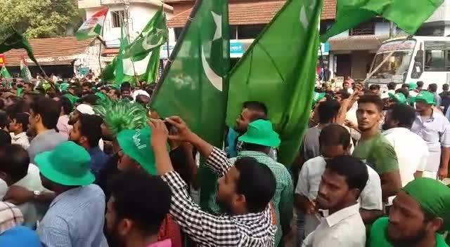 malappuram by elelction udf vote crosses four lakh