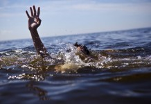 two children from Ernakulam drowned to death at adoor student drowned, dead