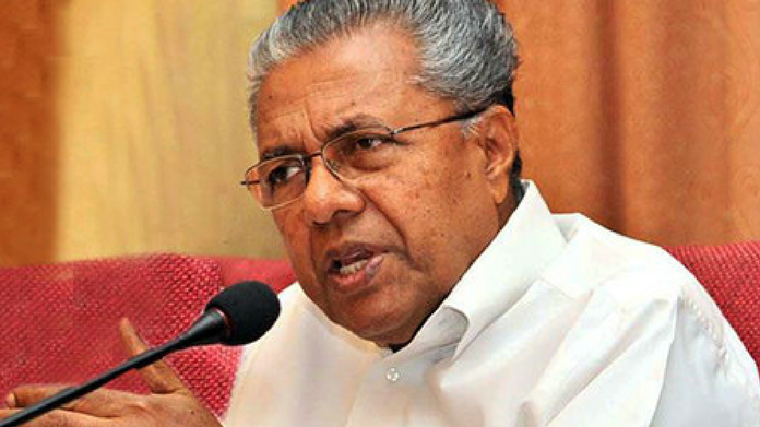 pinarayi pinarayi vijayan congratulates girl who cut sexual organ rapist