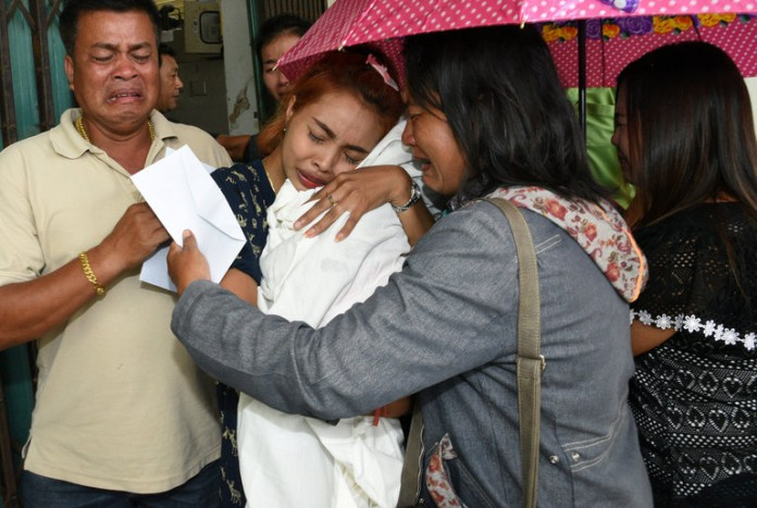 thailand native killed daughter fb live