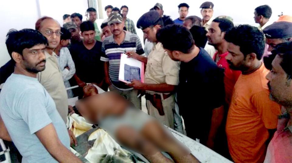 muslim youth beaten to death for loving hindu girl