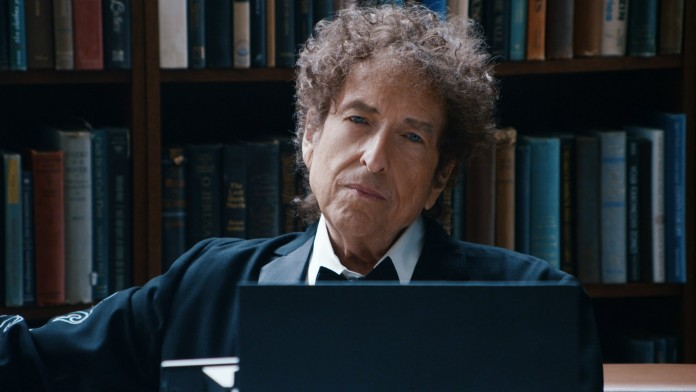 bob dylan accepted nobel prize