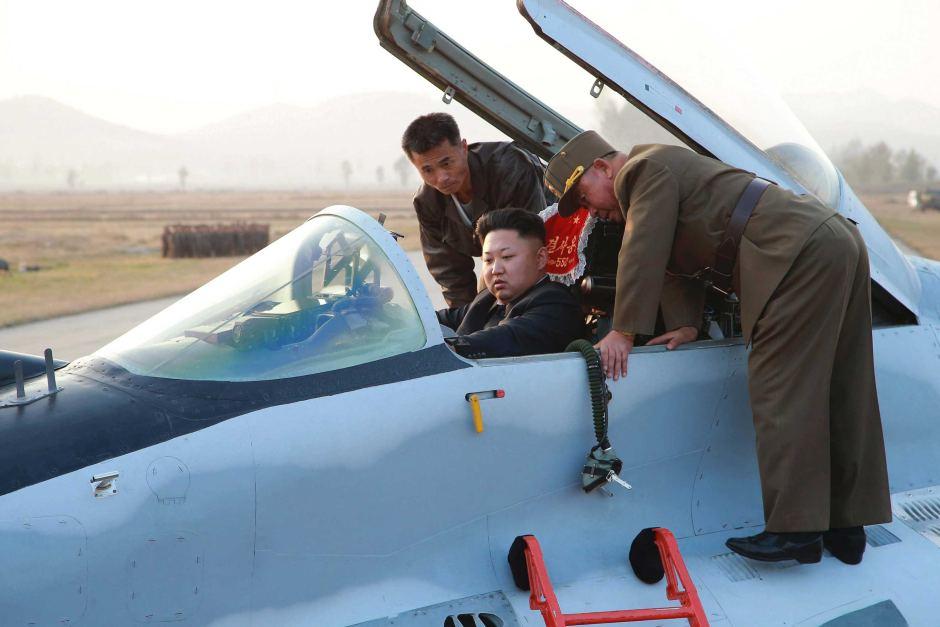 US war with N Korea may break out any moment warns china