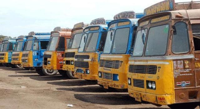 lorry strike to continue all truck owners of india to enter strike from today midnight