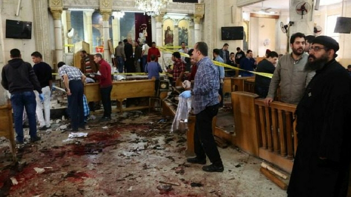 IS Attack at Egypt