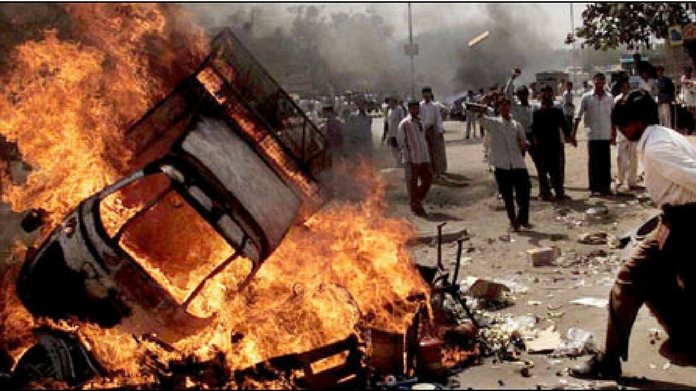 India becomes 4th in religious violence