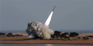 north korea experiments missile