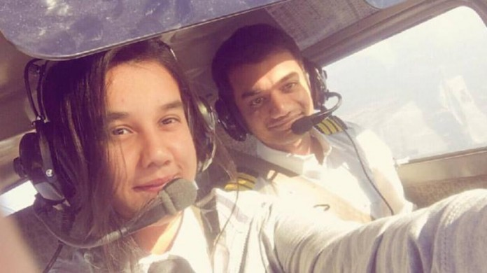 Ayisha to be the first Indian woman who plans to fly Mig 29