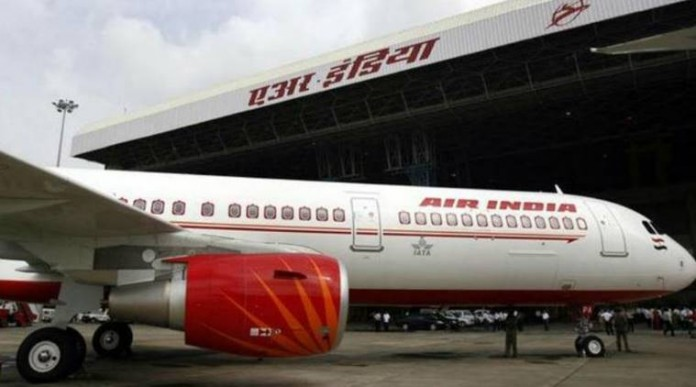 air india air india begins direct international flights