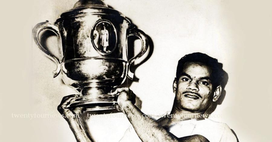 captain mani santosh trophy
