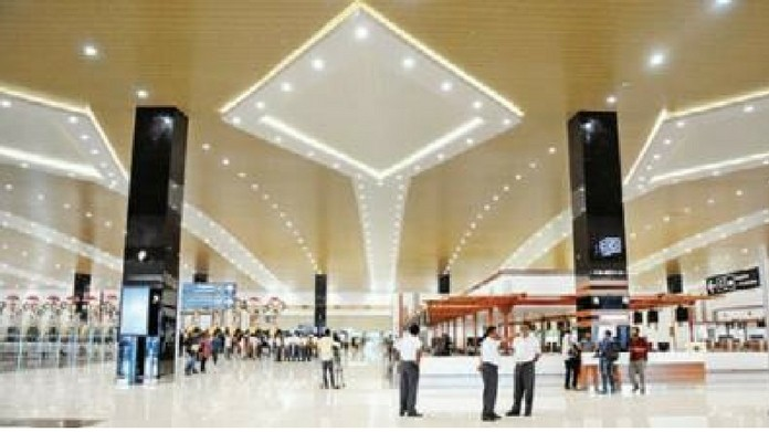 cochin international airport terminal 3 to be functioning on april 18