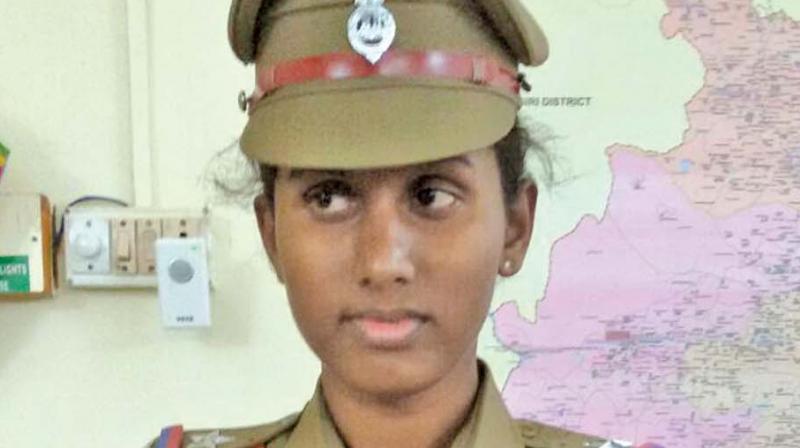 indias first transgender police