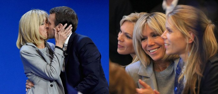 heart touching love story of emmanuel macron french president candidate