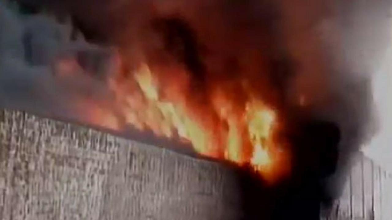 fire break chennai t nagar jwellery fire