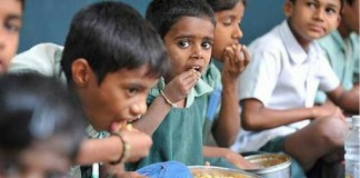 govt employee steals almost 30 lakhs from mid-day meal fund