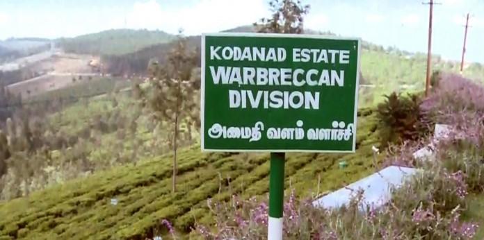 kodnad estate murder mystery