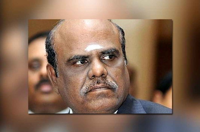 justice karnan bans 7 judges leaving country court slams justice karnan lawyer