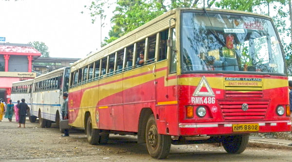 ksrtc bus accident