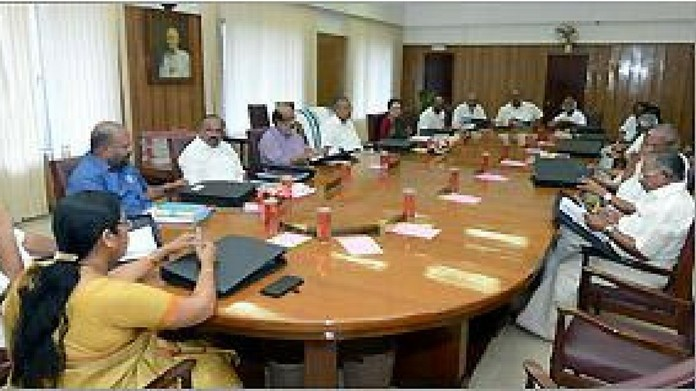 laws to be integrated to make the procedures fast regarding business investment no need to allow money for k lakshmanan decides in cabinet meeting