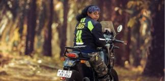 life story of bullet rider shaila rajkumar