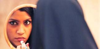 lipstic under my burkha