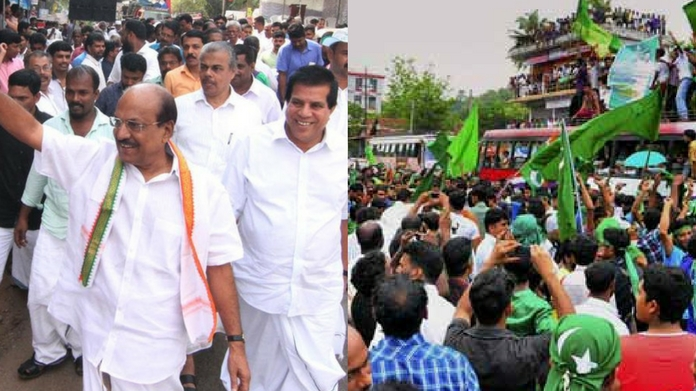 malappuram by election udf vote crossed 5 lakhs