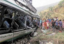 bus accident at himachal pradesh