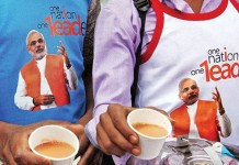 8 crore to renovate modi's tea stall