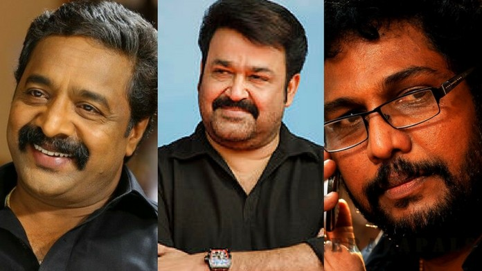 mohanlal to team up with hit makers shaj kailas and renji panicker