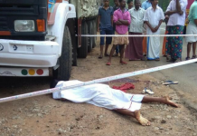 lorry drivers murder pathanapuram